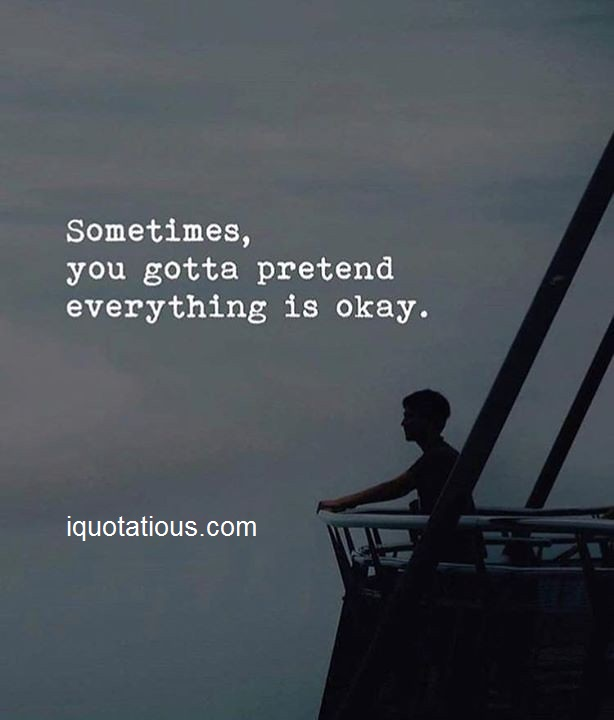 Sad Quotes About Life I Quotatious